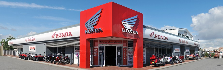The Honda Shop Midland Perth
