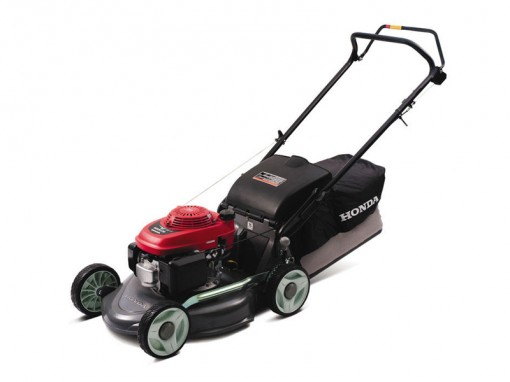 lawnmower HRU19M1 Buffalo Buck