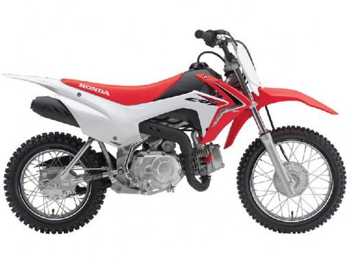 Honda CRF110F Minibike