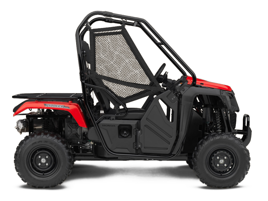 honda pioneer 500 side by side the honda shop. Black Bedroom Furniture Sets. Home Design Ideas