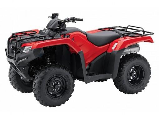 Honda TRX420FM2 ATV