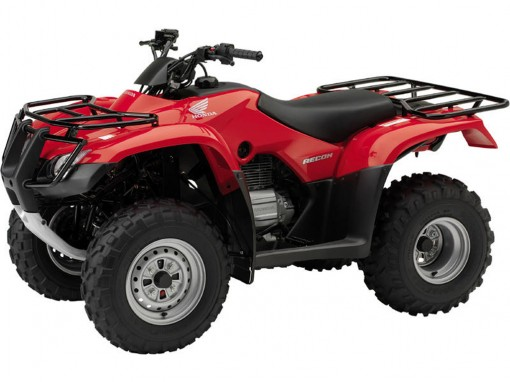Honda TRX250TM ATV