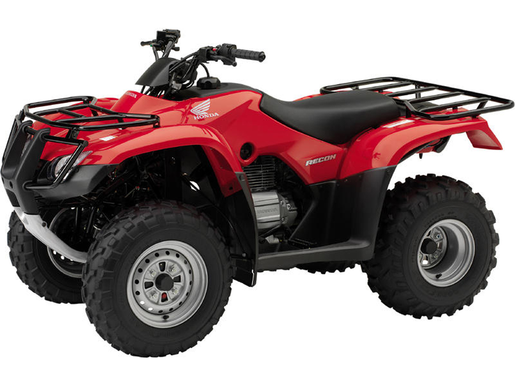 Honda TRX250TM ATV - The Honda Shop