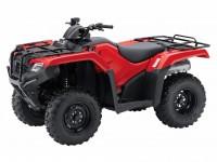 Honda TRX420FM1 ATV