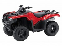 Honda TRX420TM1 ATV