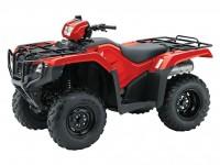 Honda TRX500FE2 ATV