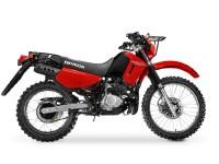 Honda CTX200 Bushlander