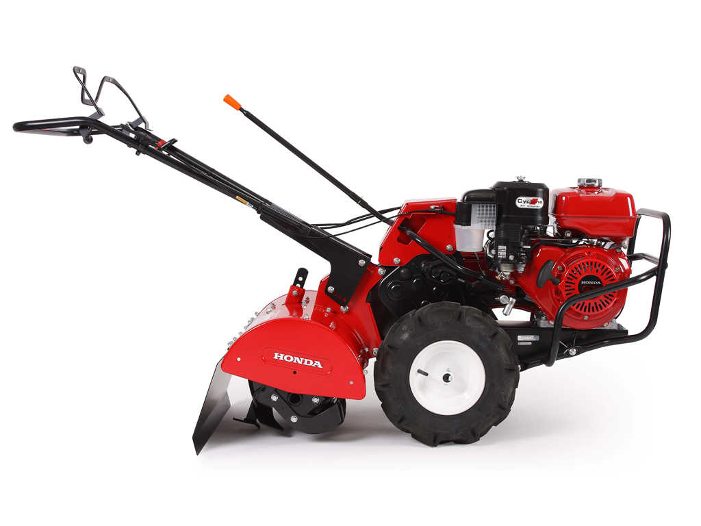 Rotary hoe frc800 the honda shop for Honda financial services customer service number