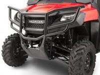 pioneer 500 front bumper
