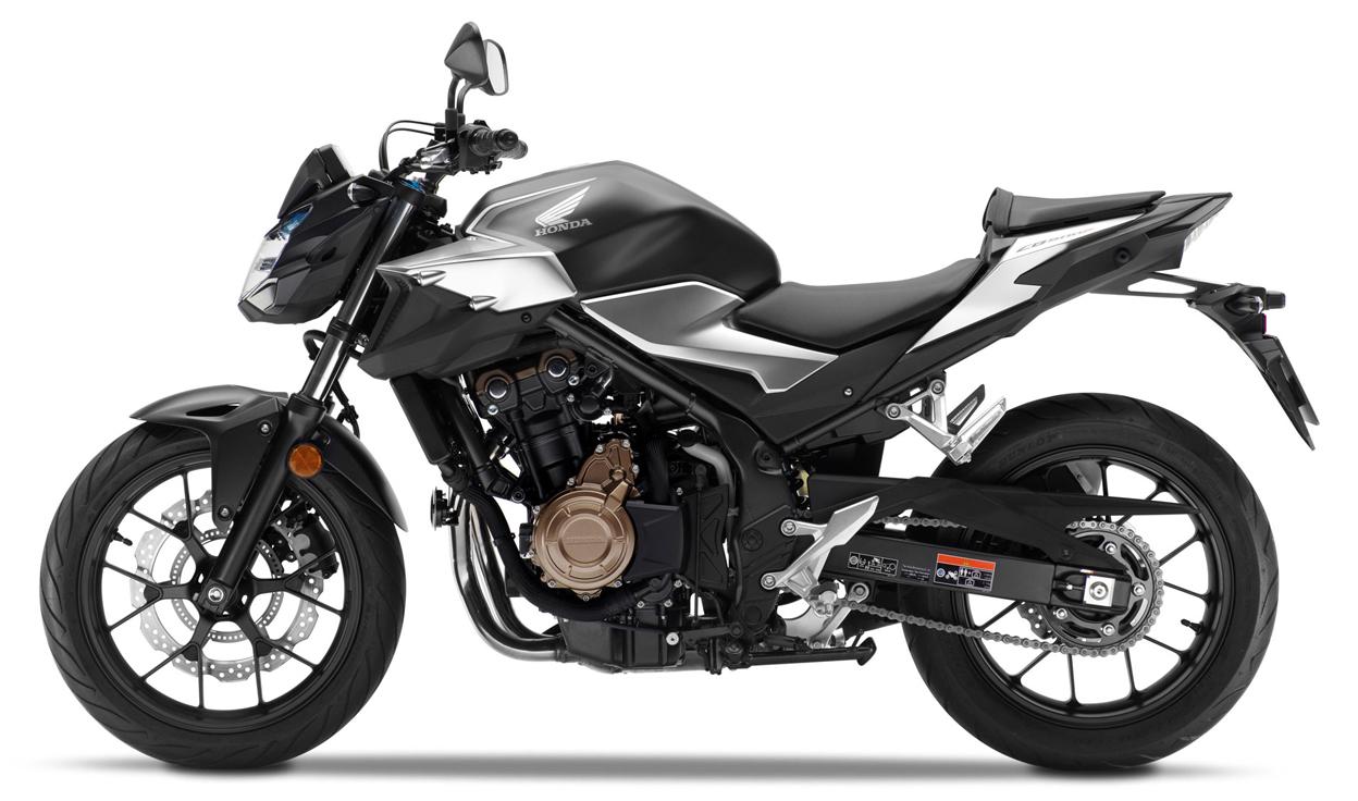 Honda Cb500f Abs 2019