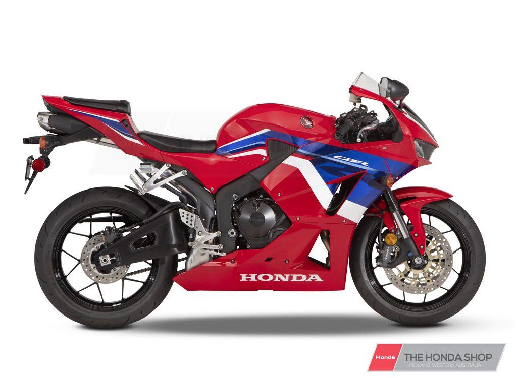 2021 Honda CBR600RR Perth WA