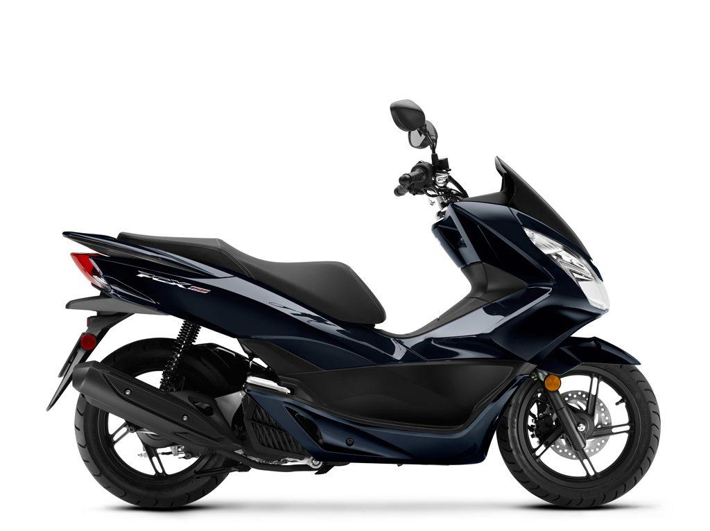 Honda PCX150 Blue