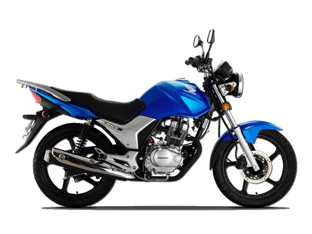 Honda CB125E - The Honda Shop