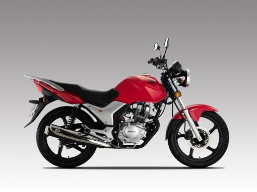 CB125e Red