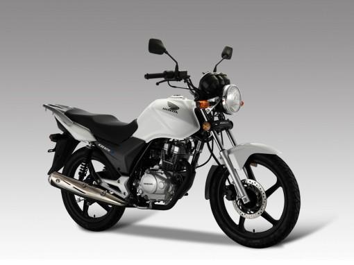 CB125e-White