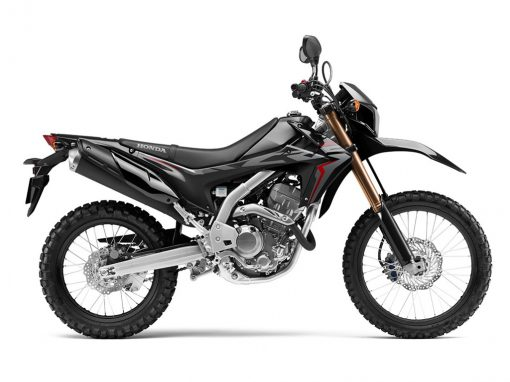 Honda CRF250L Black 2019