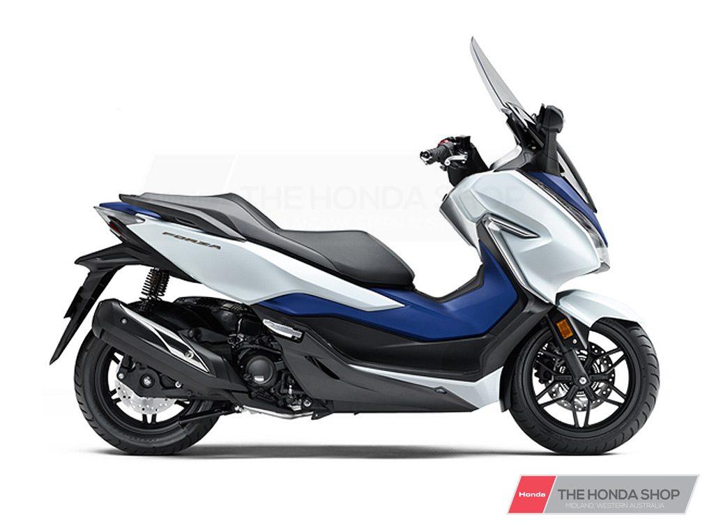 Honda Forza NSS300A Pearl White