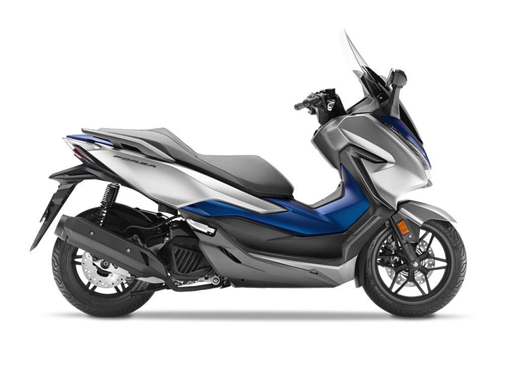 Honda Forza NSS300 Horizon White