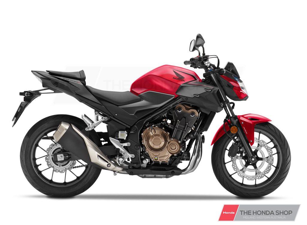 Honda CB500FA 2021 Red Perth Western Australia