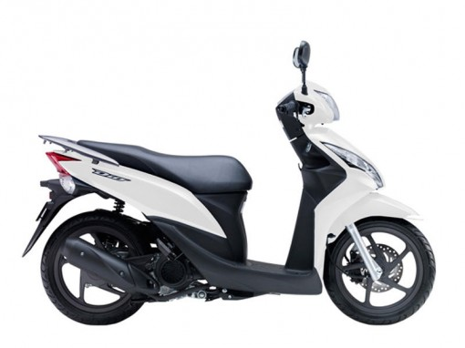 Honda NSC110 Dio Scooter