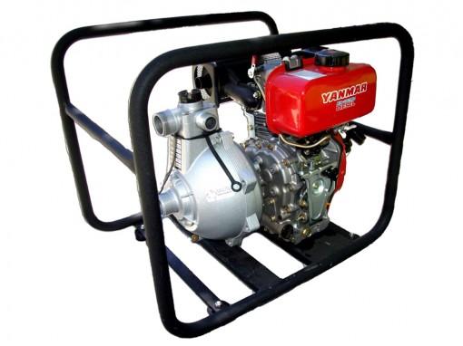 Pumps Australia Diesel Fire Fighter HP15A-L48