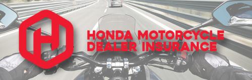 Honda Motorcycle Insurance