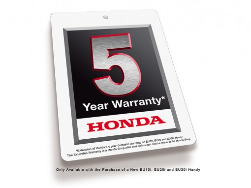 5 year extended warranty