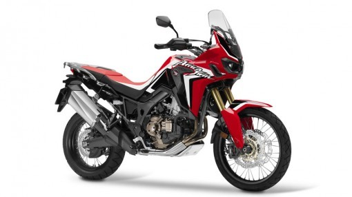 Honda CRF1000L ABS Red