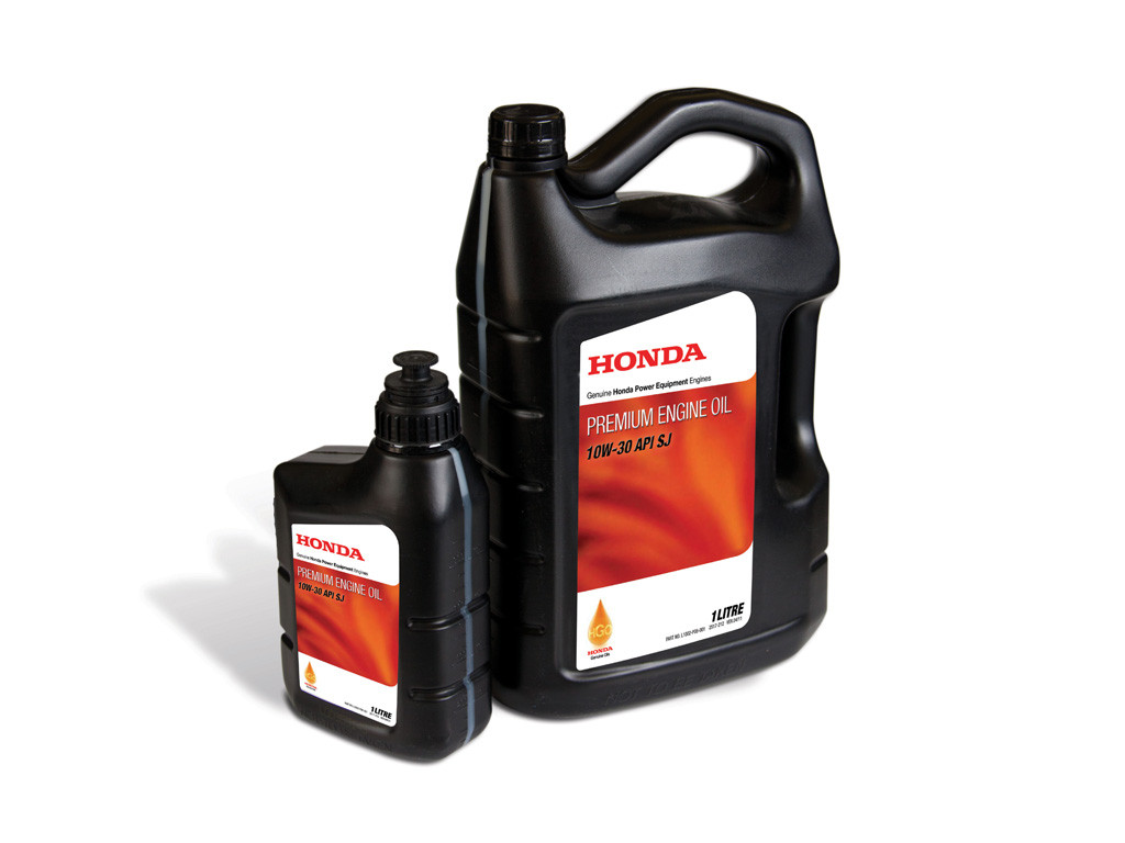 power equipment oil 10w30 the honda shop