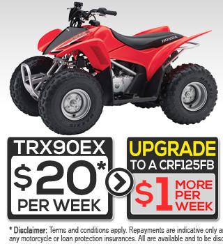 Honda TRX90EX