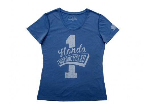 Honda Womens No1 T-Shirt