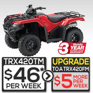 Honda TRX420TM1