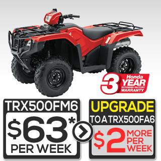 Honda TRX500FM6
