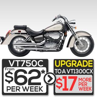Honda VT750C