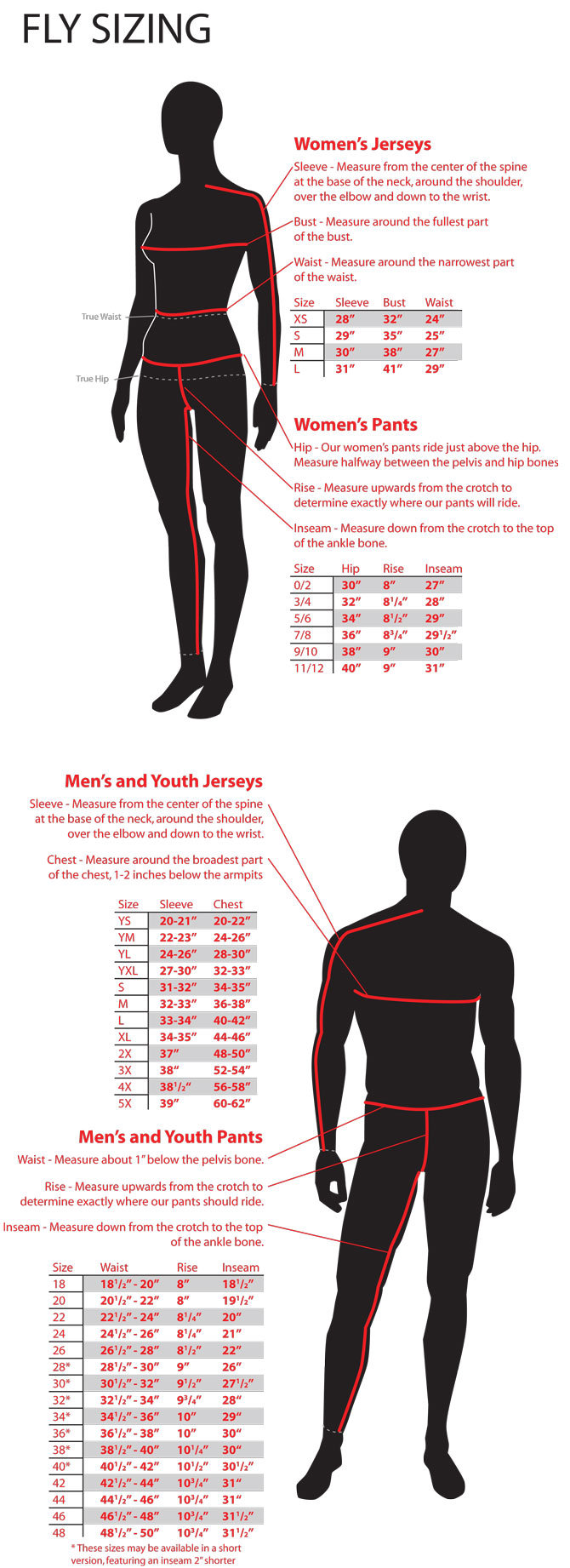 fly-apparel-sizing-chart