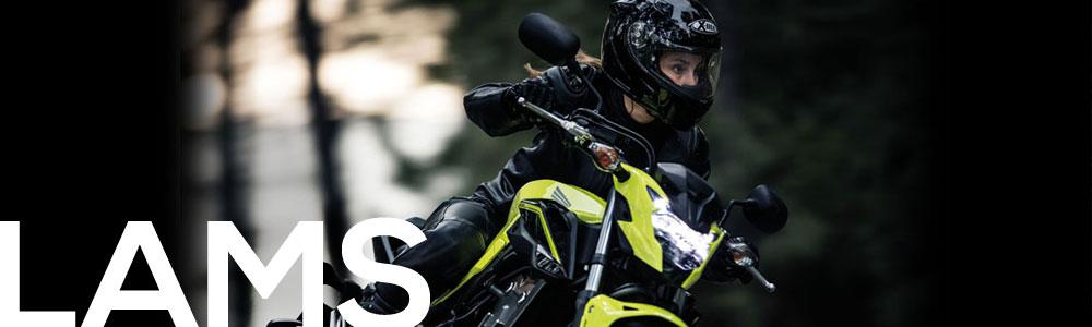 LAMS Bike category divider
