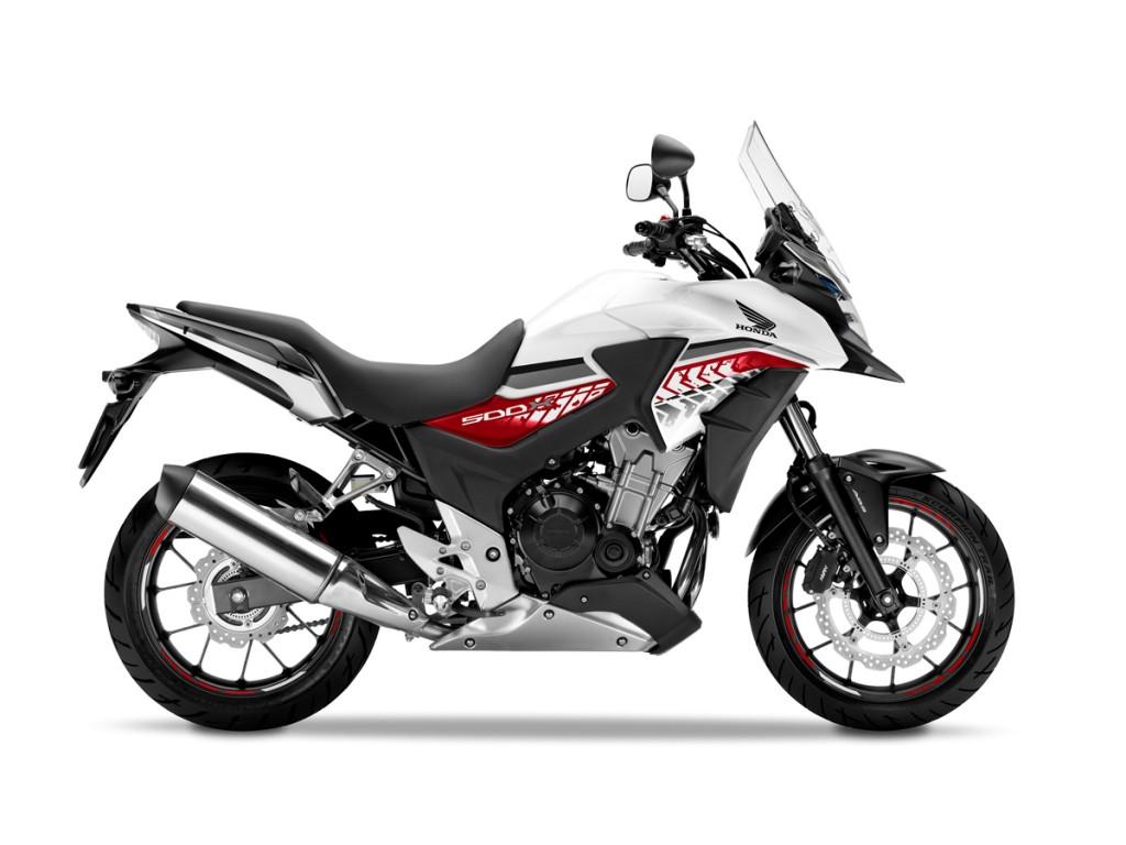 Honda CB500XA