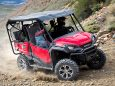 Honda Pioneer 1000 with roof