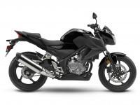 Honda CB300F Black