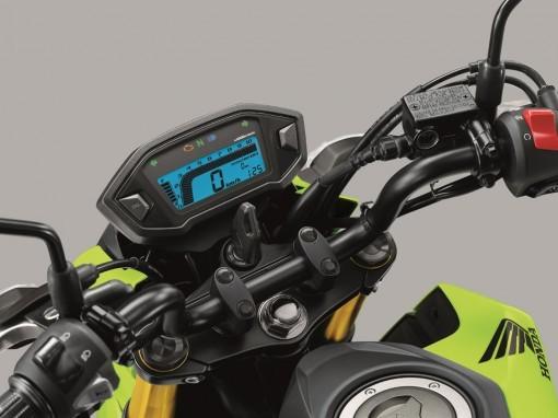 Honda MSX 125 Grom Dash
