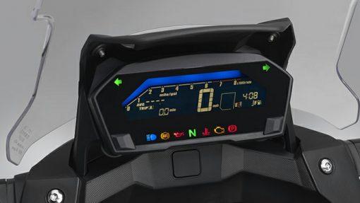 Honda NC750X Dash