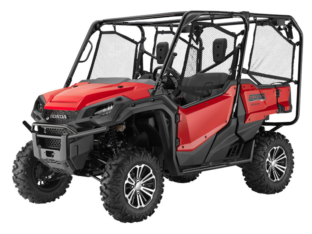 honda pioneer 1000 5 seat the honda shop. Black Bedroom Furniture Sets. Home Design Ideas