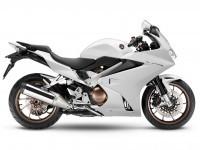 VFR800F White