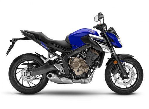 Honda CB650FL Naked LAMS