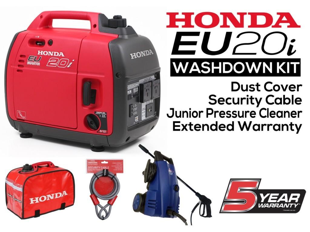 Honda EU20i Generator Washdown Kit