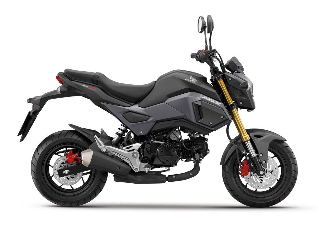 Honda MSX 125 Grom Black