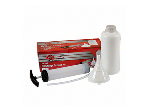 Oil Extraction Kit