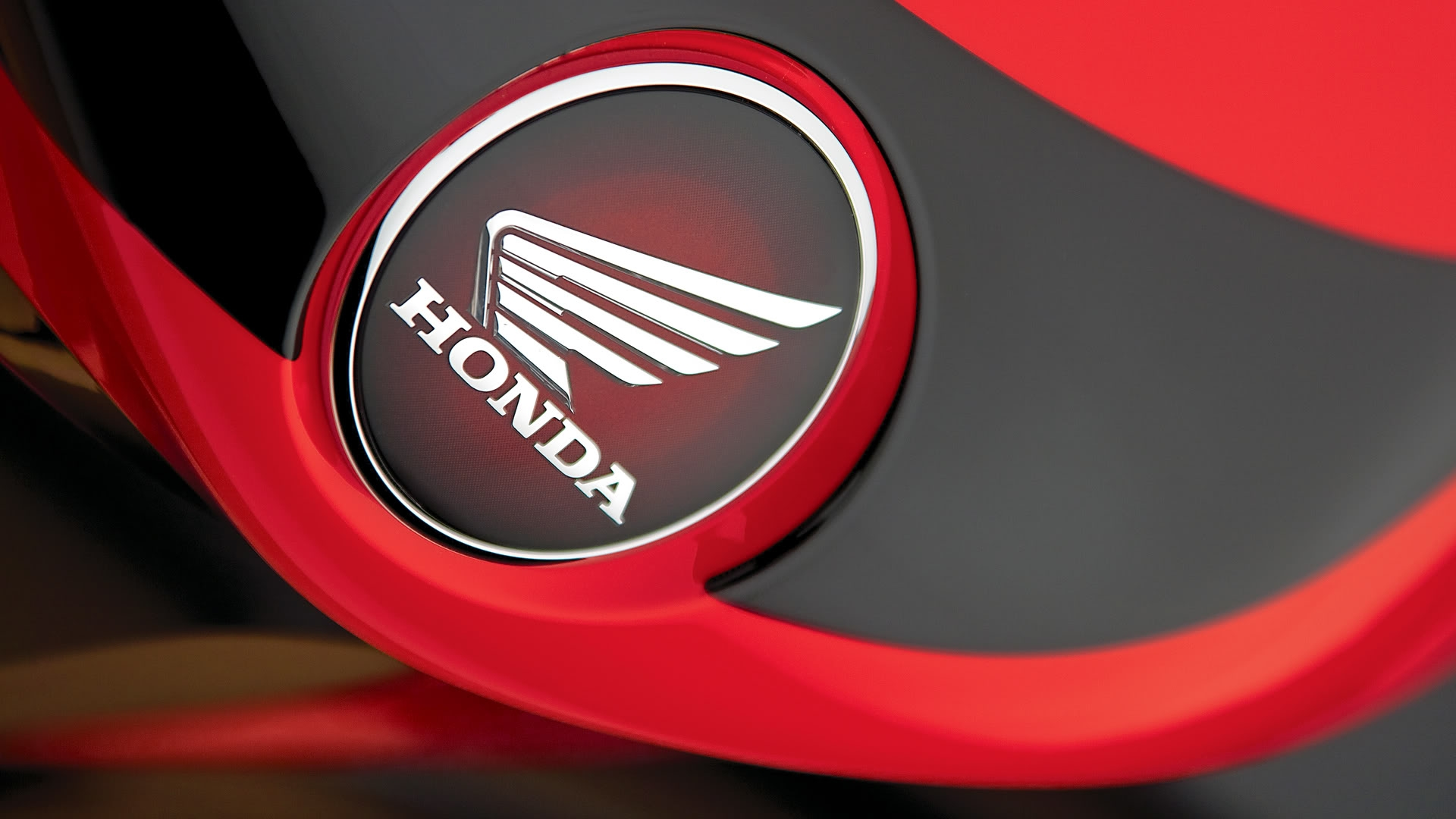 Honda Motorcycle Logo Wallpaper 4