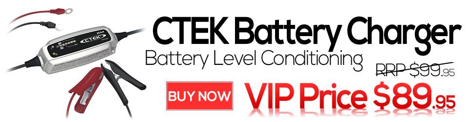 C-Tek Battery Charger