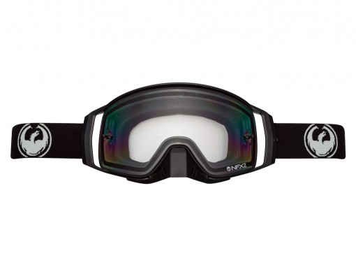 Dragon NFX2 Coal RRS Injected Goggles